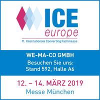 we-ma-co GmbH auf der ICE 2019